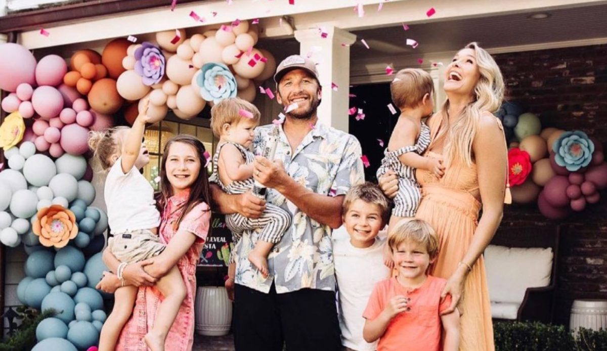 morgan and bode miller are expecting kid number 8 a beautiful baby girl1