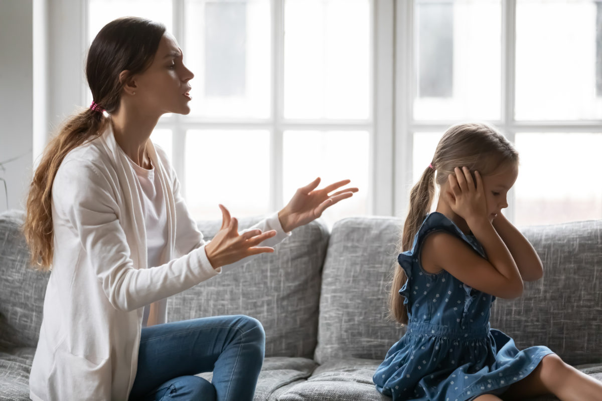 my 11-year-old daughter keeps sabotaging all of my relationships, what should i do about it?