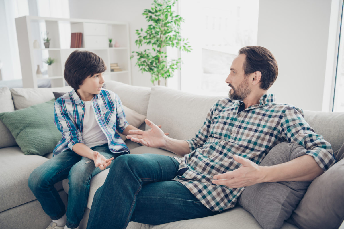 my boyfriend wants to be my kids' step-father, but i haven't met his family yet