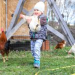 Oklahoma Toddler Gets Rescued From Chicken Coop, Thanks Officer: 'I Was Fine'