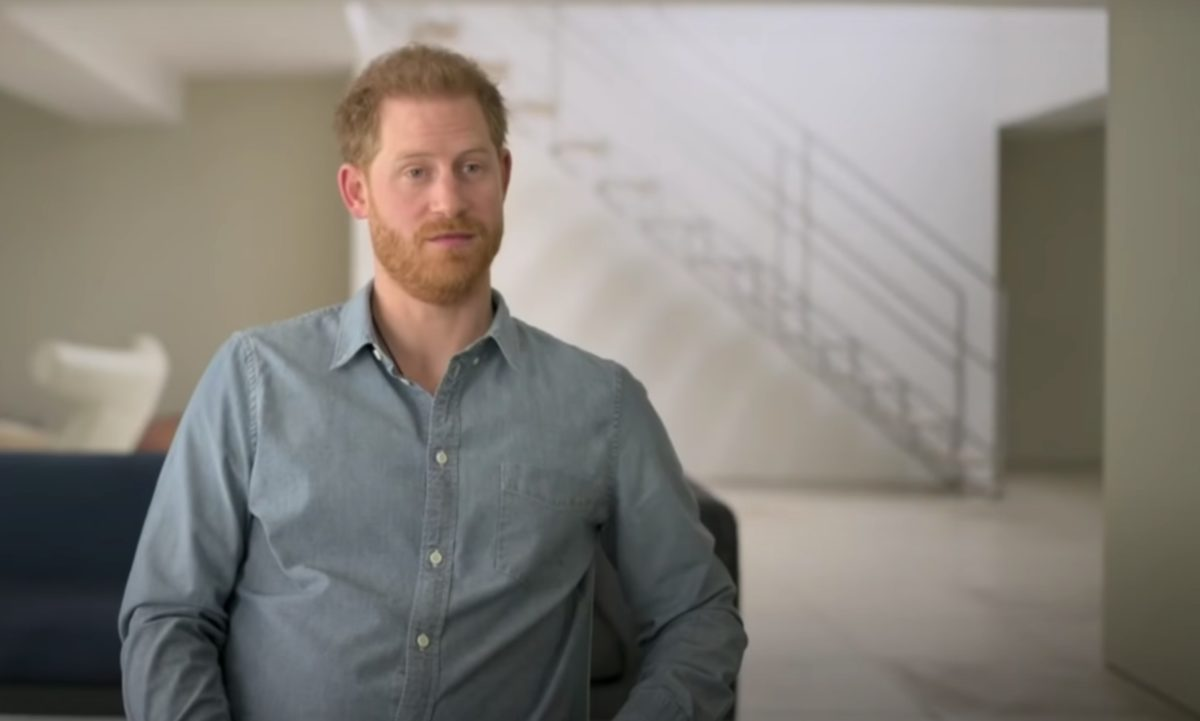 prince harry on leaving the royal family