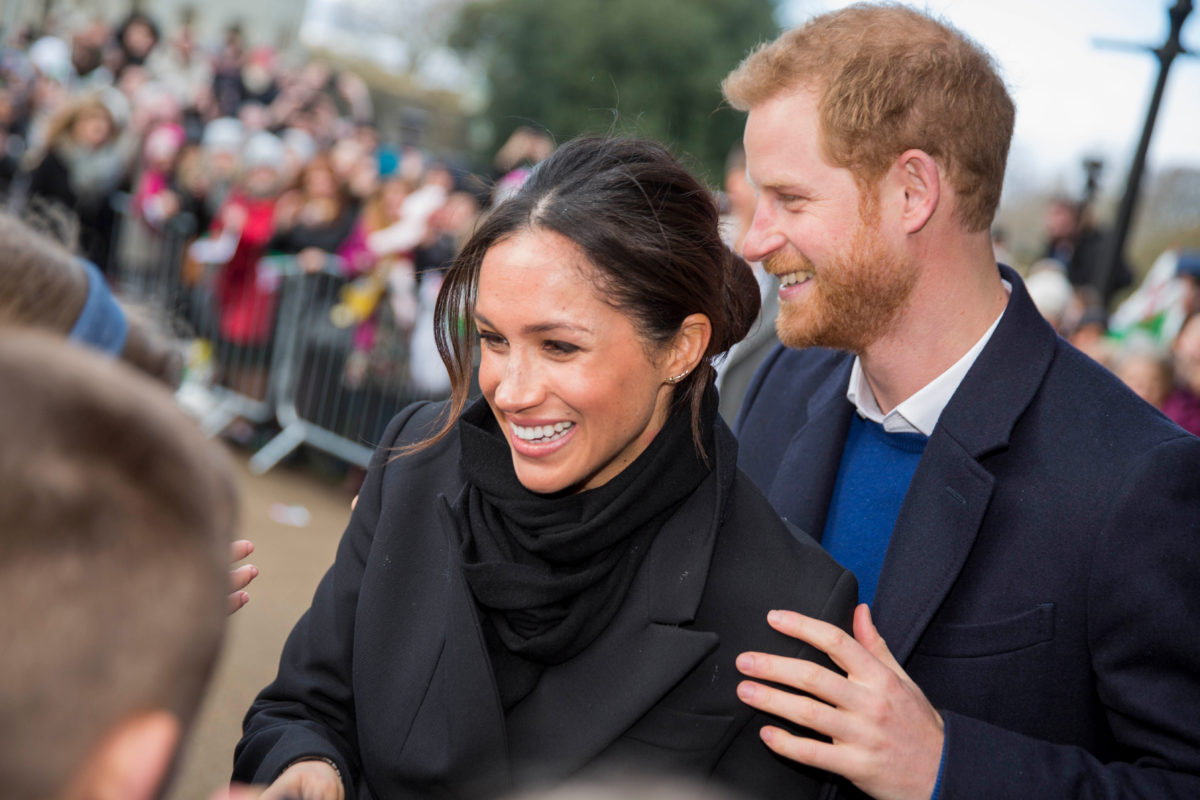she's here! prince harry and meghan markle are officially parents of two after welcoming their baby girl into the world, reports reveal.