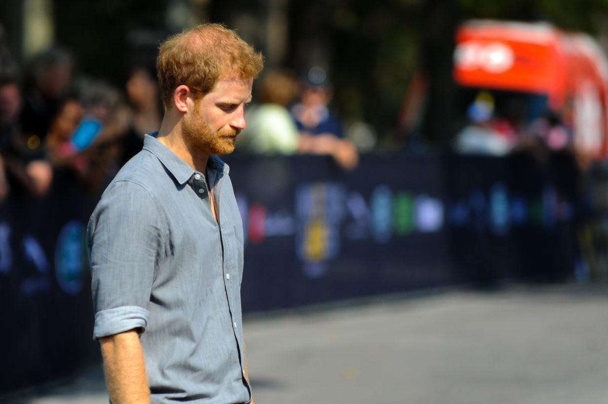 prince harry's latest interview said he wanted to break the cycle of 'pain and suffering' in the royal family
