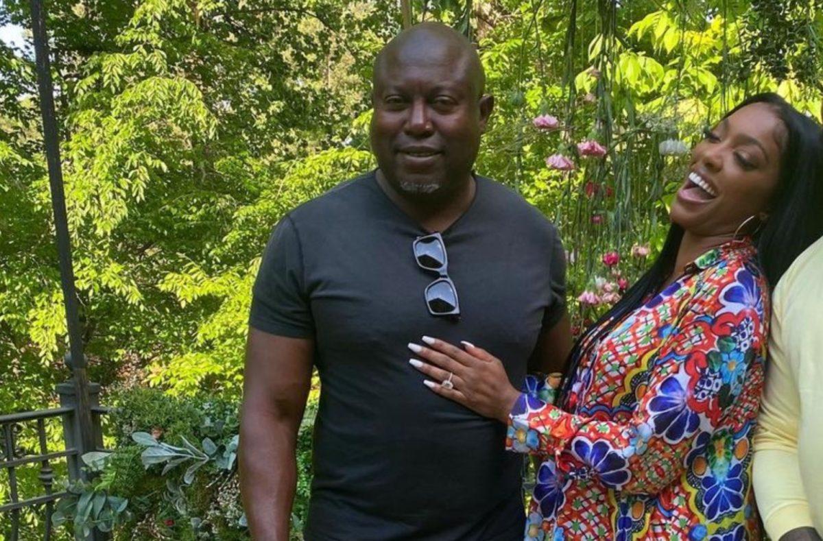porsha williams engaged to rhoa cast member's husband