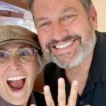 Ricki Lake Shows Off Her Massive Engagement Ring From Ross Burningham Rumored to Be Worth Between $50 - 100k