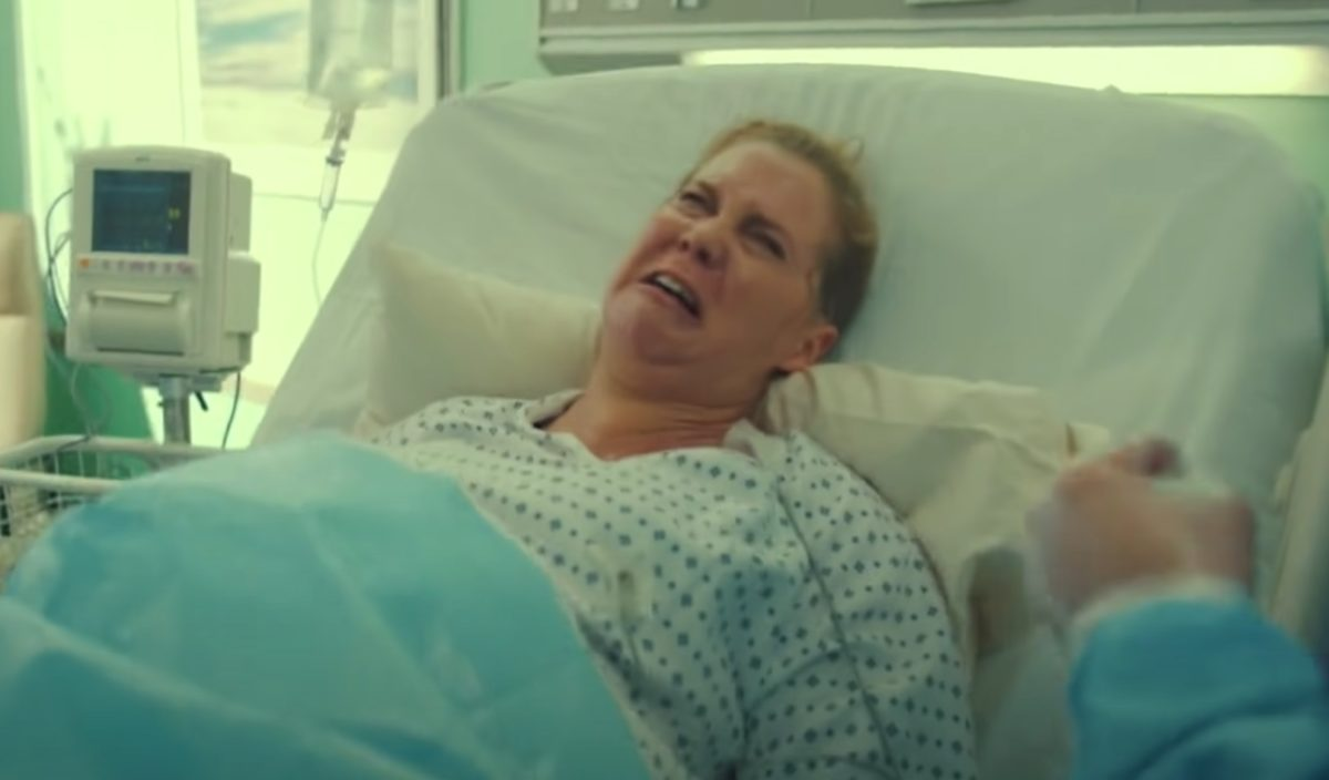 it's mother's day, which means it's time to watch the amy schumer snl skit that will never get old