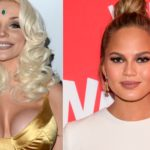Chrissy Teigen Mortified After Old Tweets Reveal Her Telling Then-Teen Courtney Stodden to Take a 'Dirt Nap'