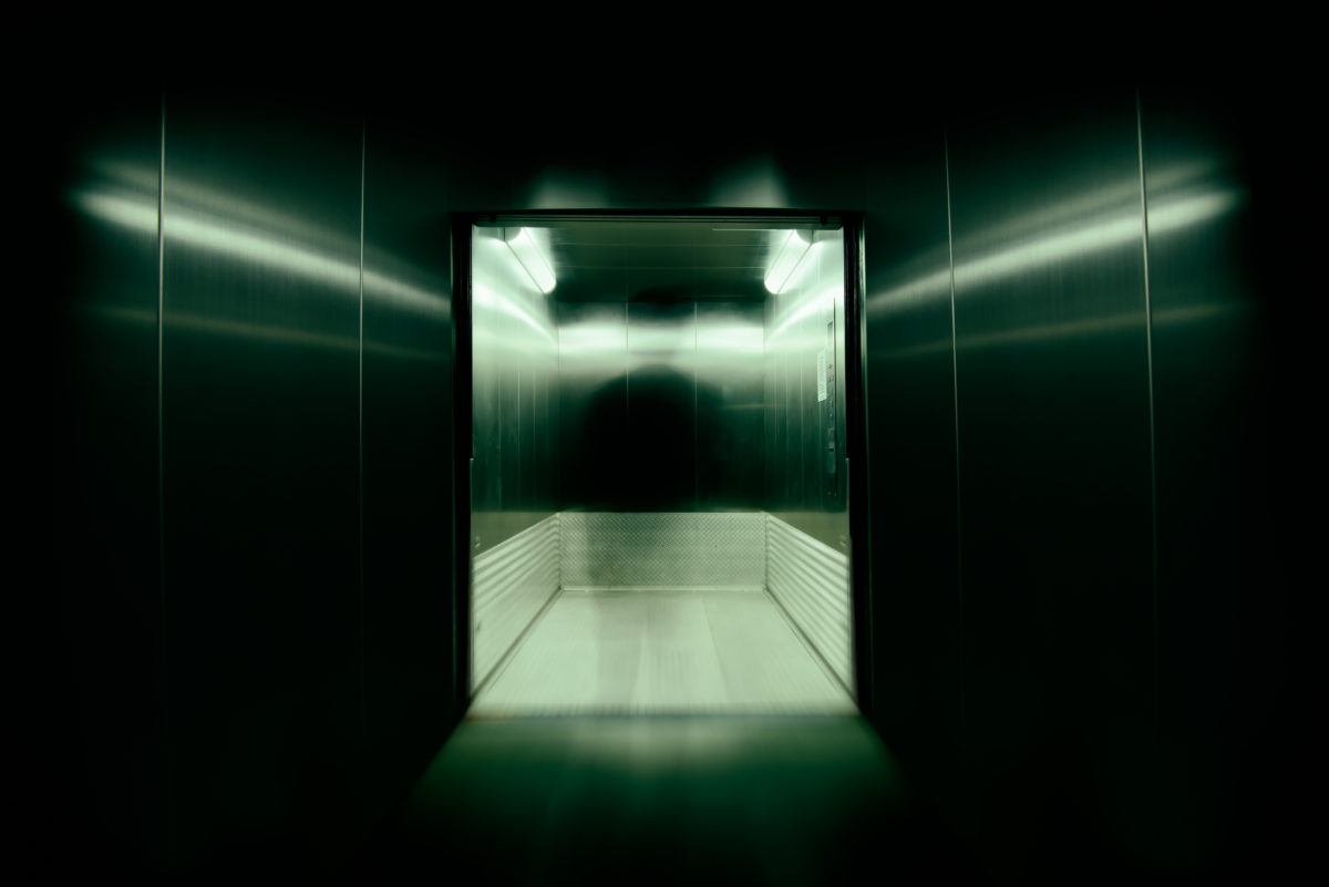 unsafe, scary tiktok trend: what is the elevator game?
