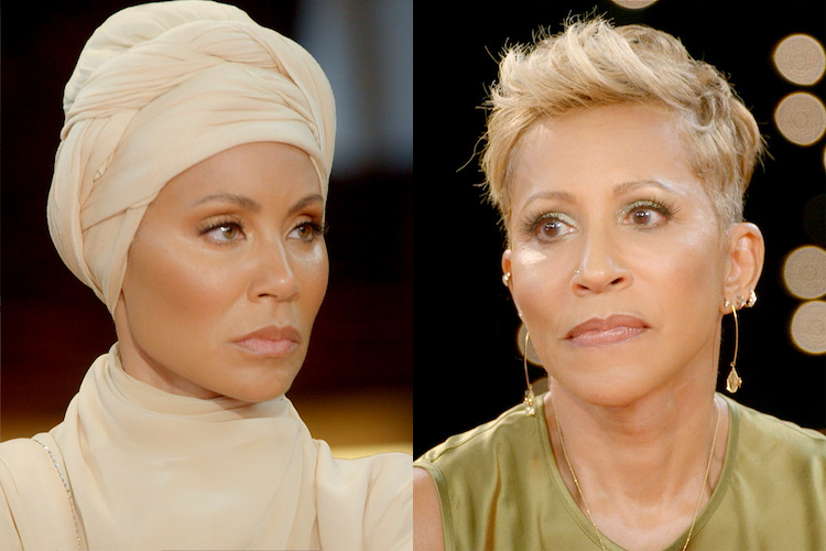 adrienne banfield-norris recalls she 'was not treated well' while pregnant with jada pinkett smith
