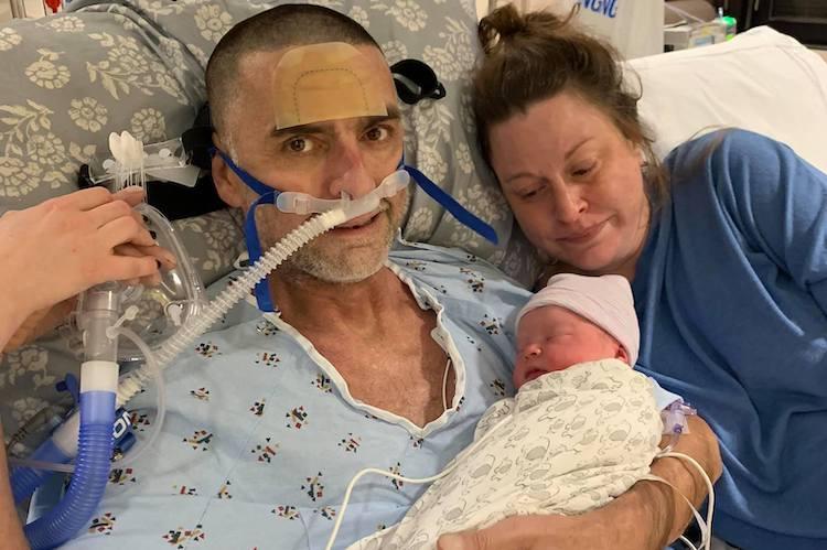 alabama dad battling lung disease meets newborn, dies next day