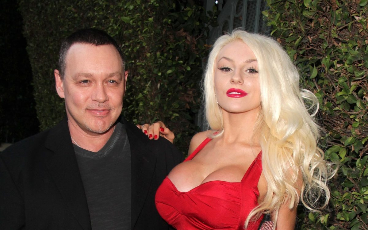 courtney stodden reveals the news that gave them the good cry they needed following a difficult few weeks