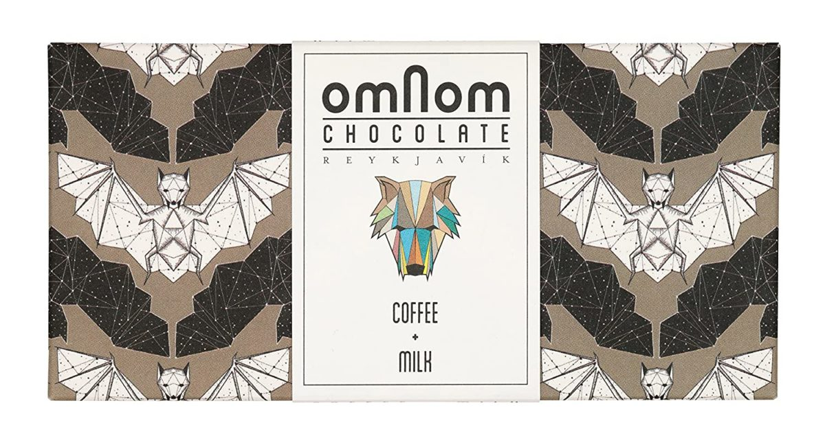 need something to curb your sweet tooth or a tasty gift? omnom's chocolate bars are what you need
