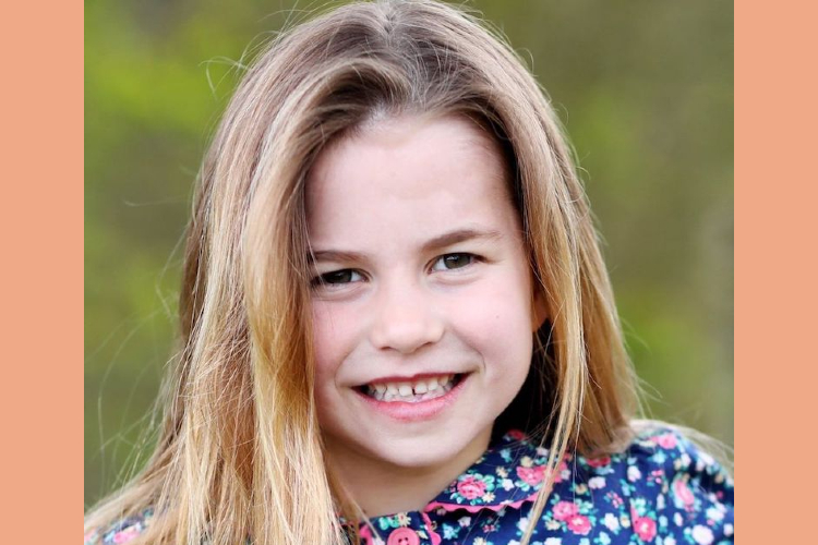 princess charlotte tells everyone she's 16, not 6, prince william reveals