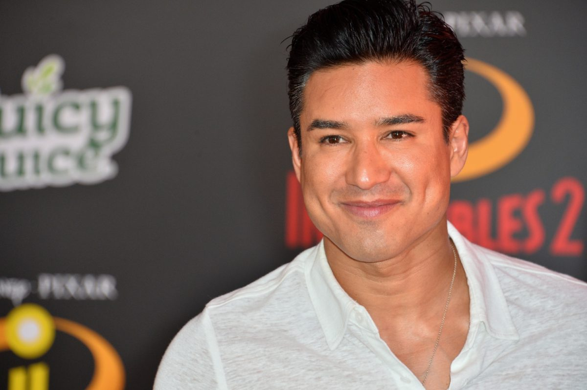 mario lopez's 10-year-old walked in on him having sex