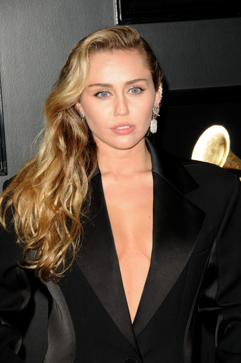 this terribly sad family realization she made while recovering from surgery made miley cyrus finally get sober