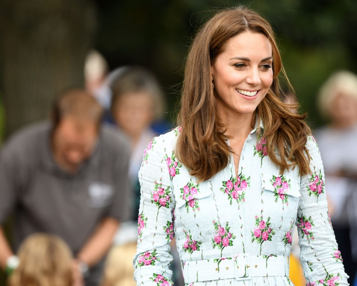 kate middleton says she 'can't keep up!' with 3-year-old