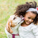 Parents Say Pets Have Helped Their Kids Through the Pandemic by Reducing Stress & Promoting Activity