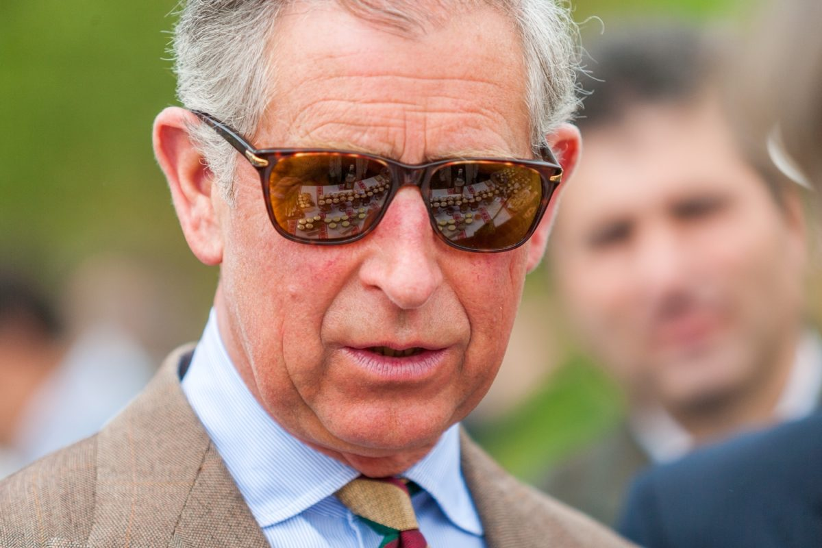 prince charles doesn't believe harry deserves to be royal
