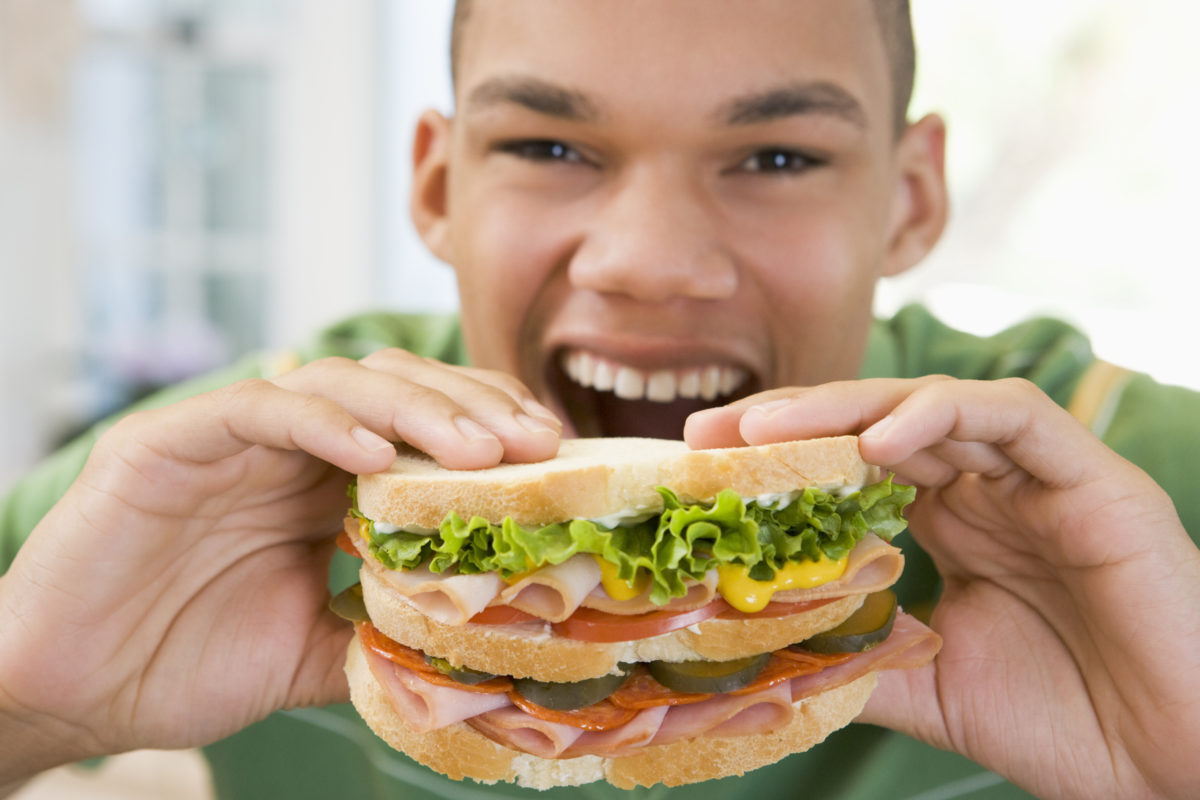 eat: mom can't afford the amount of food her boyfriend's son eats, but what can she do about it?