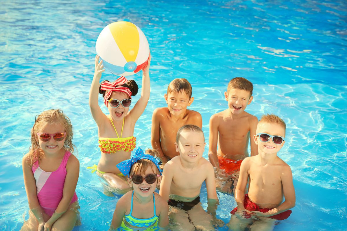 parent asks if she's wrong for allowing kids to use pool