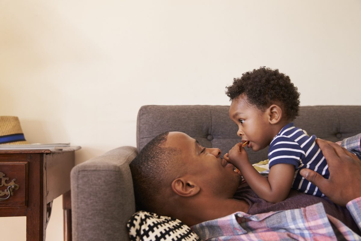 does your toddler adore feeding you? experts weigh in on why