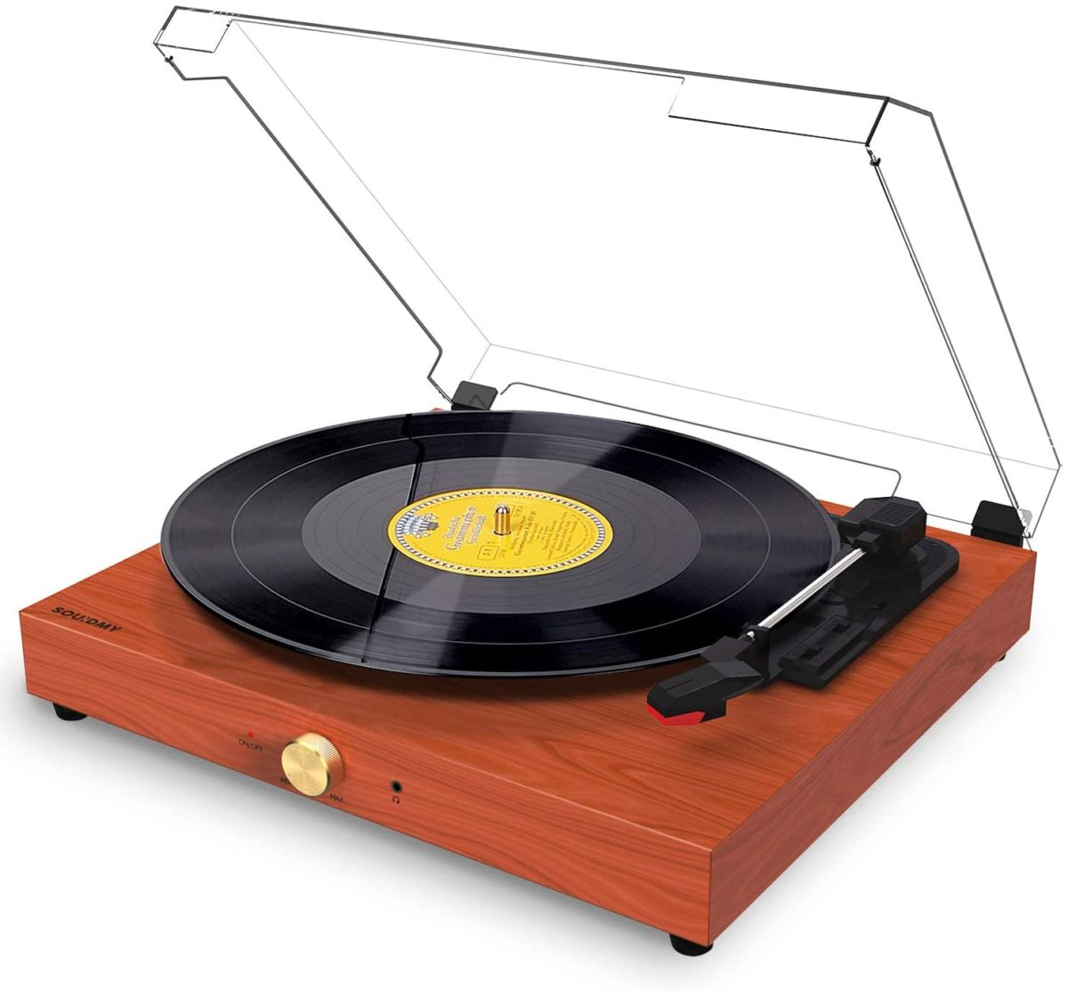 if you love vinyl records, buy this $40 record player