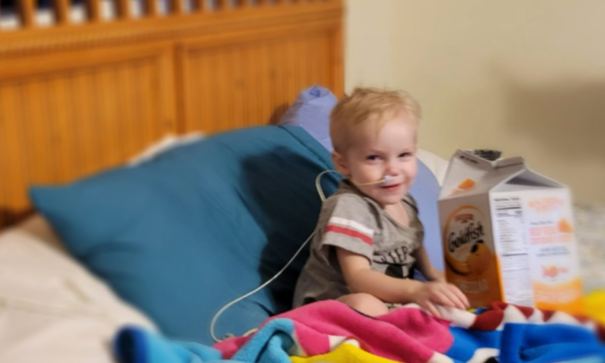 2-year-old boy swallows 16 magnetic balls, develops serious stomach complication