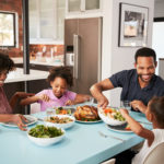 Am I In The Wrong For Refusing To Allow My Husband To Eat Dinner With Our Girls And I?