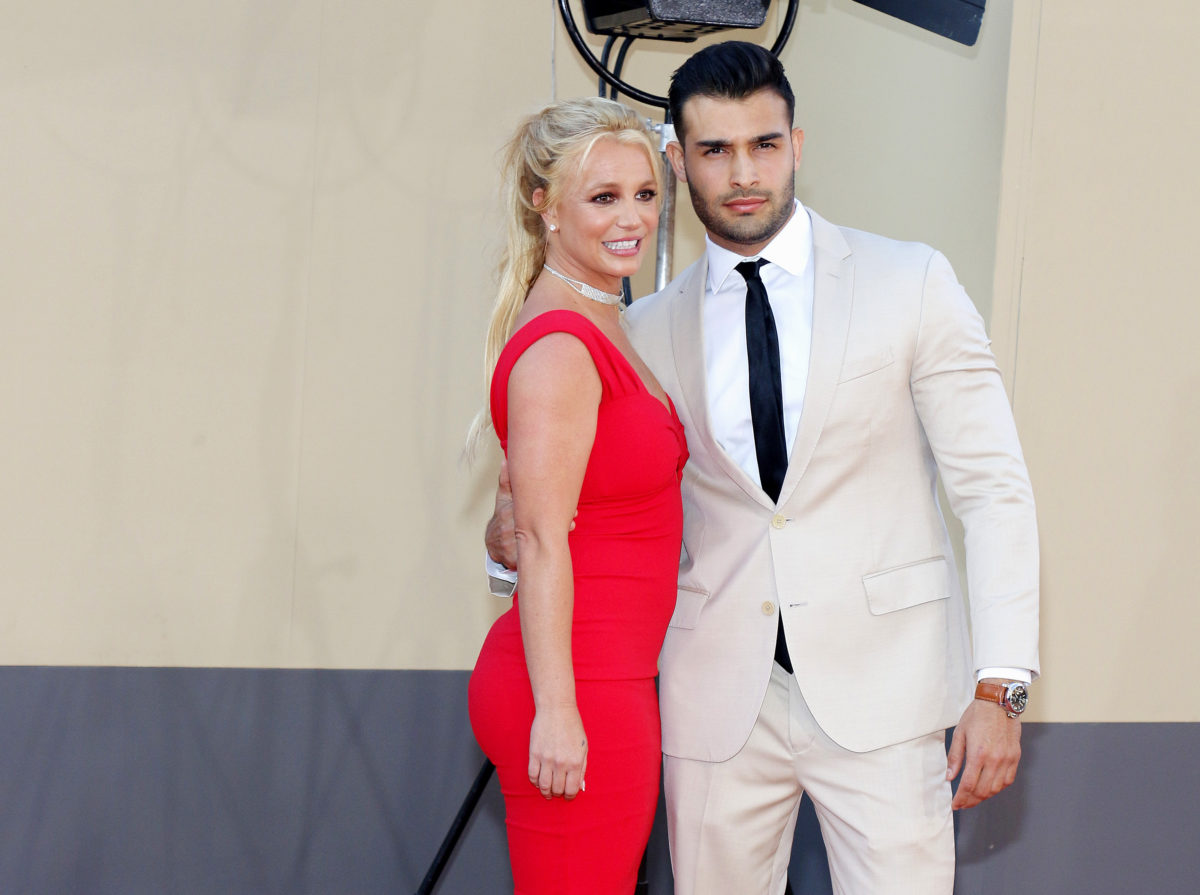 sam asghari, britney spears' boyfriend of 5 years, is also eagerly anticipating getting married and having kids