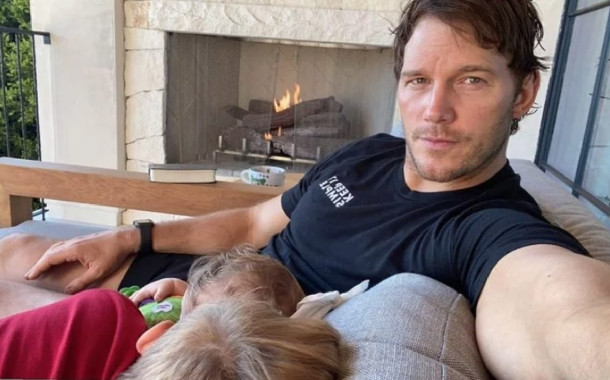 chris pratt shares what he has learned as a dad of two