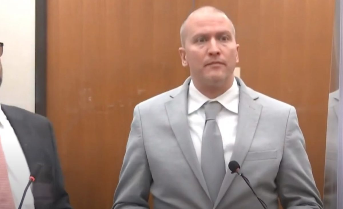 derek chauvin receives sentence two months after being found guilty of george floyd murder
