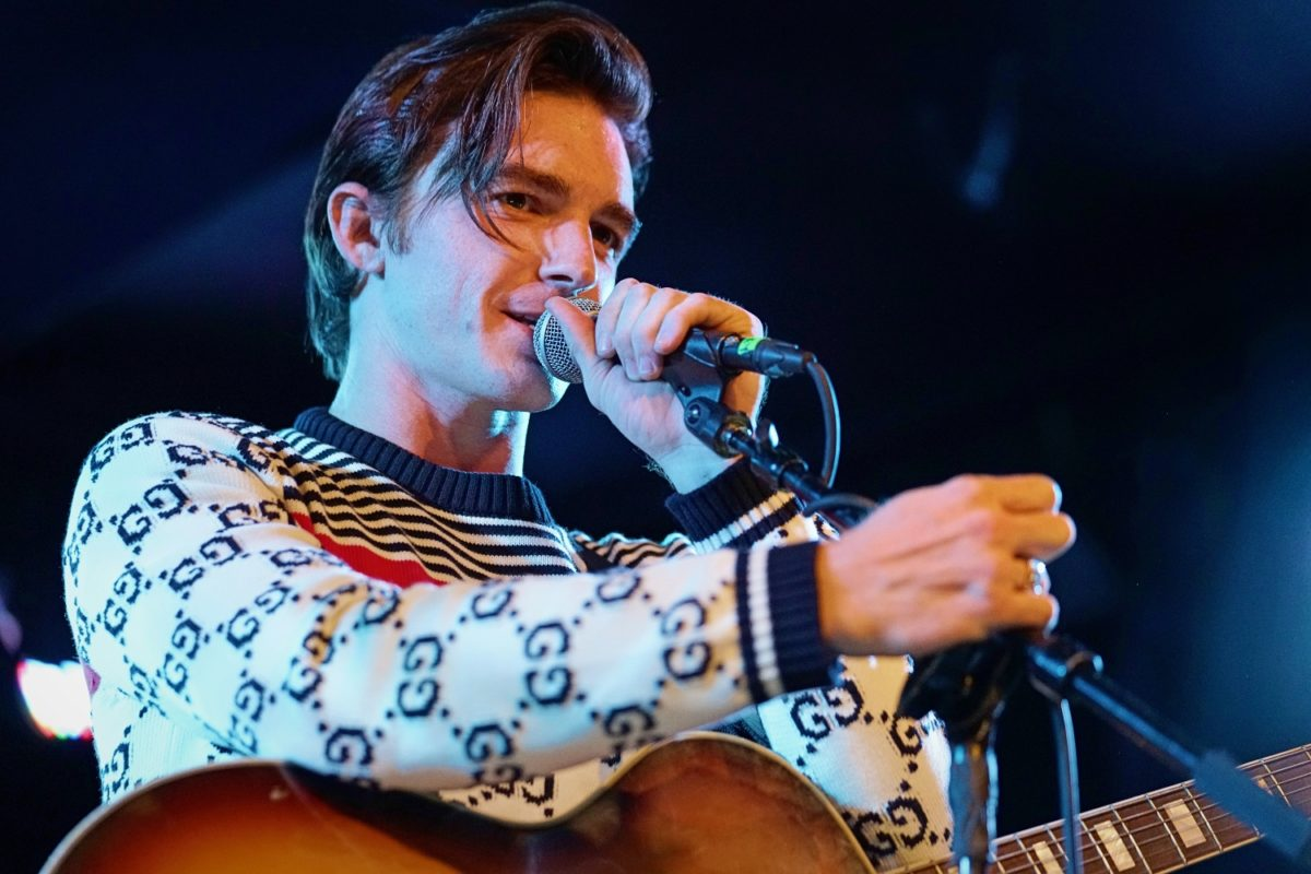 drake bell arrested on attempted child endangerment charges in ohio