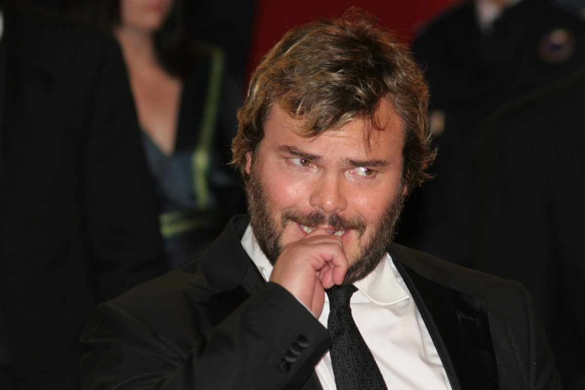did you know actor jack black's mom saved apollo 13 while giving birth to him?