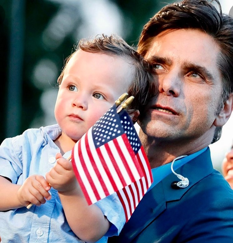 john stamos says once he 'sobered up,' he was ready to be a father