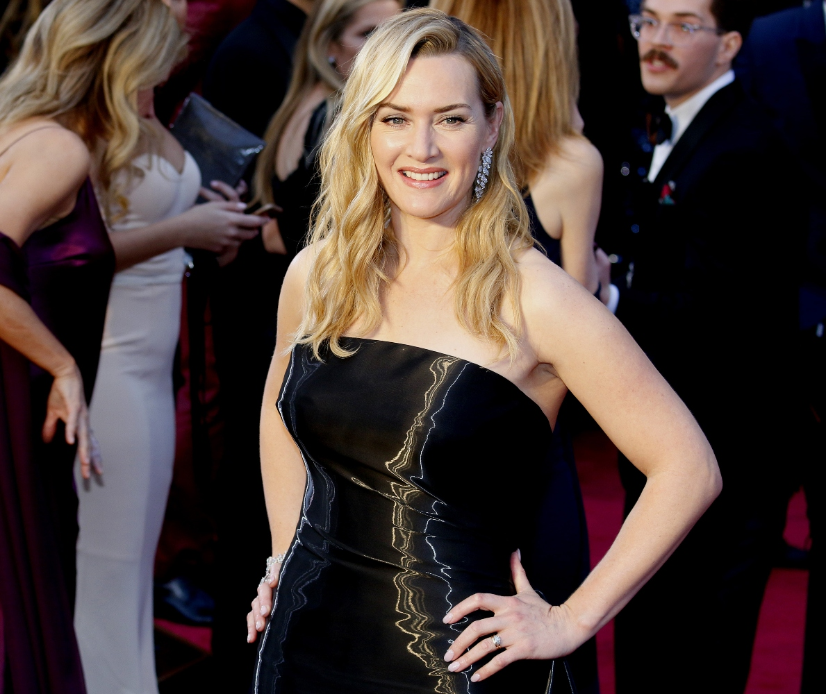 kate winslet gushes over her 'superhot, superhuman, stay-at-home dad' husband, edward abel smith