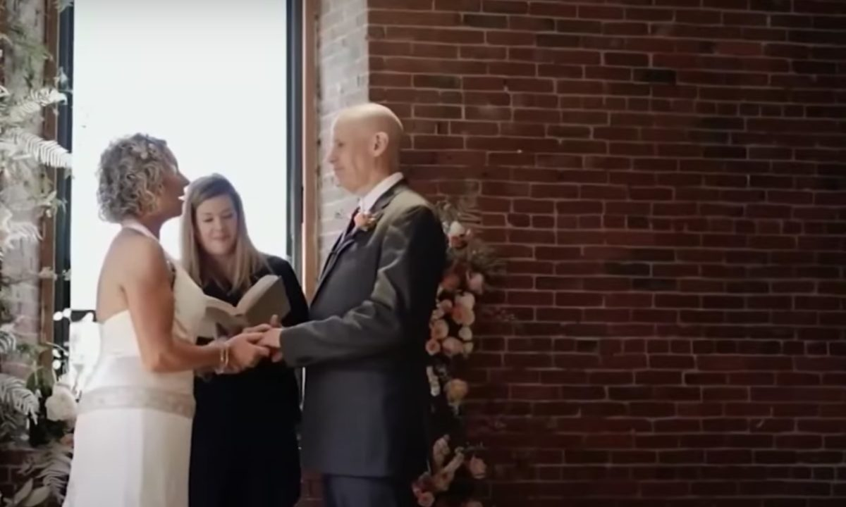 man with alzheimer's asks wife to marry him a second time