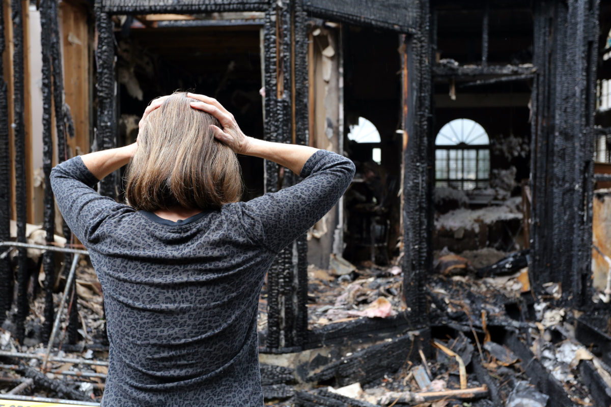 my house burned down, this is what i wish someone would have told me as a mom9