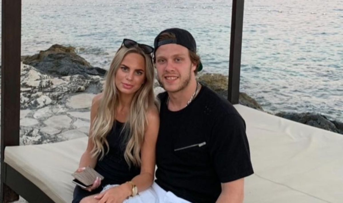 nhl's david pastrnak makes heartbreaking announcement just days after becoming a father for the first time