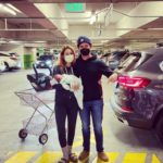 Troian Bellisario and Husband Patrick J. Adams Recall Insane Car Birth: 'As Soon As I Hit The Button And Grab The Ticket, She's Screaming'
