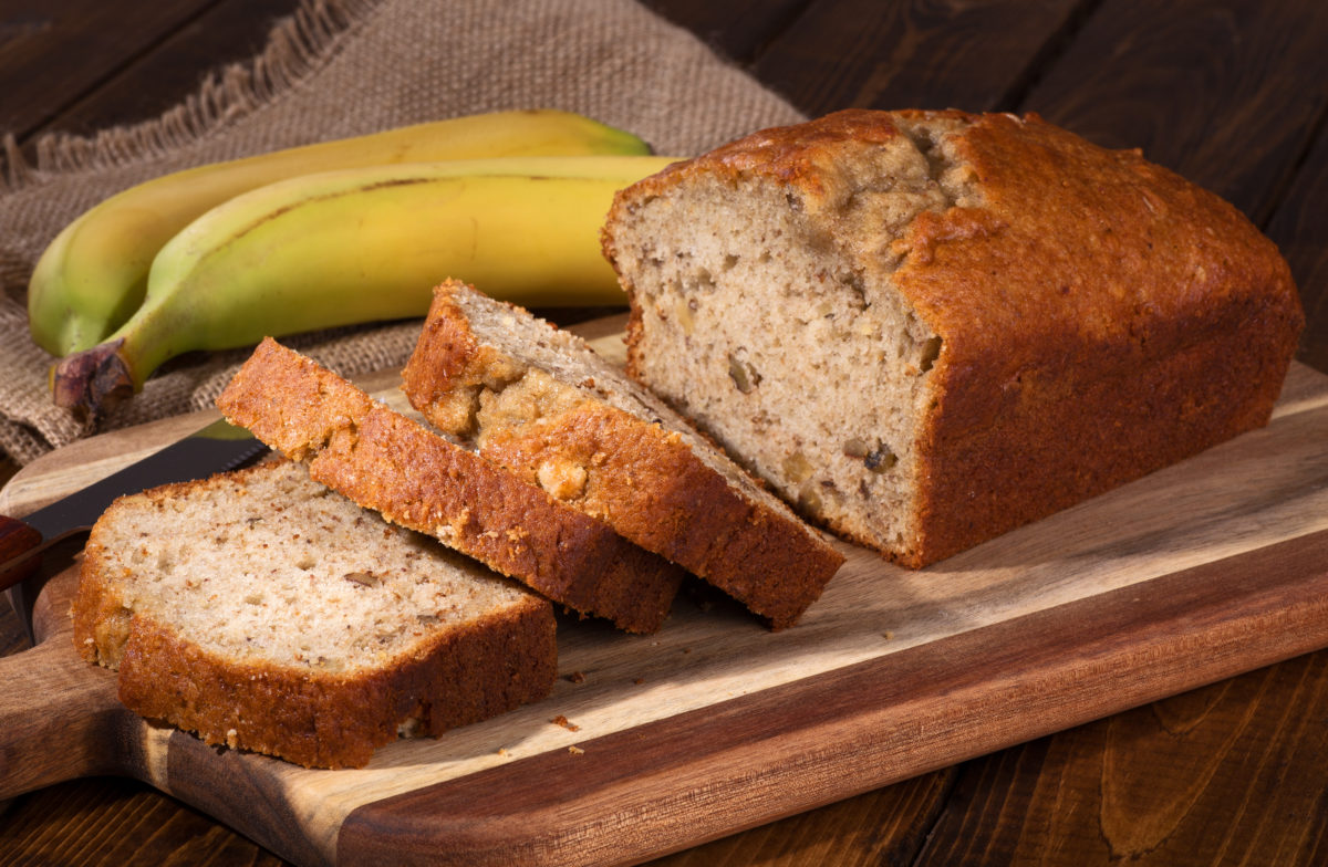 the banana bread recipe you've been hoping for—enjoy!