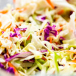 It's Summer Time, Which Means It's Time to Put Coleslaw on Everything