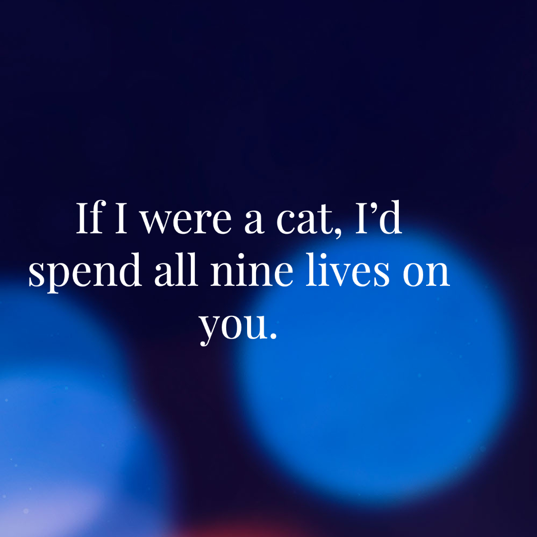 55 cute pick up lines
