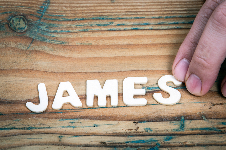 james name meaning