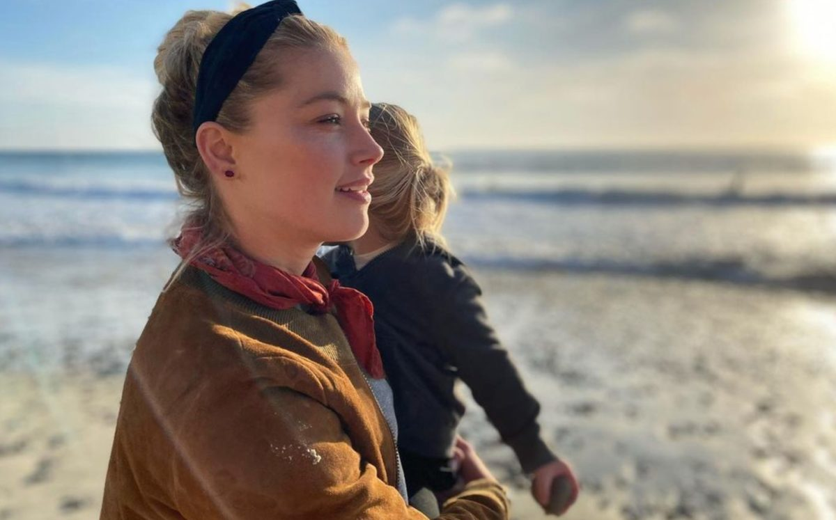 amber heard baby girl oonagh paige: 'i am so excited'