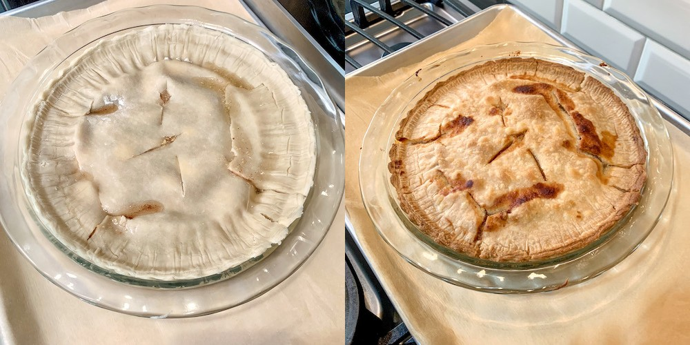 this deceptive apple pie recipe contains no apples