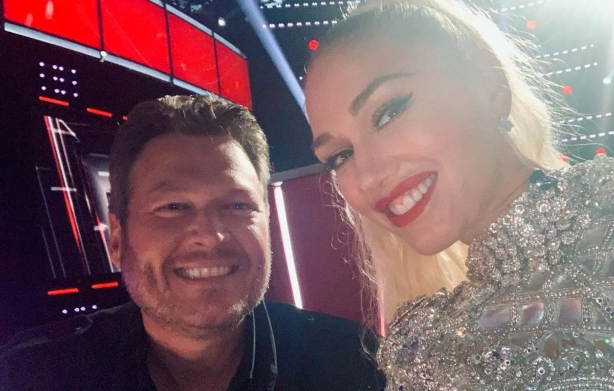 gwen stefani and blake shelton are reportedly husband and wife after 4th of july weekend wedding