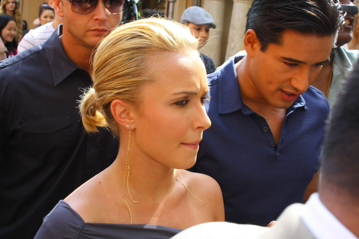 hayden panettiere hits the bars with ex brian hickerson following release from jail