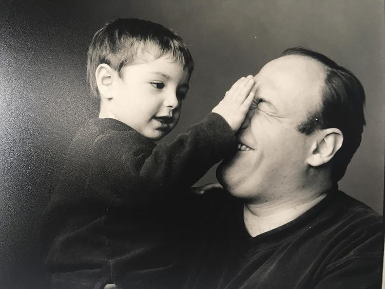 james gandolfini's widow proud of their son's role as young tony soprano