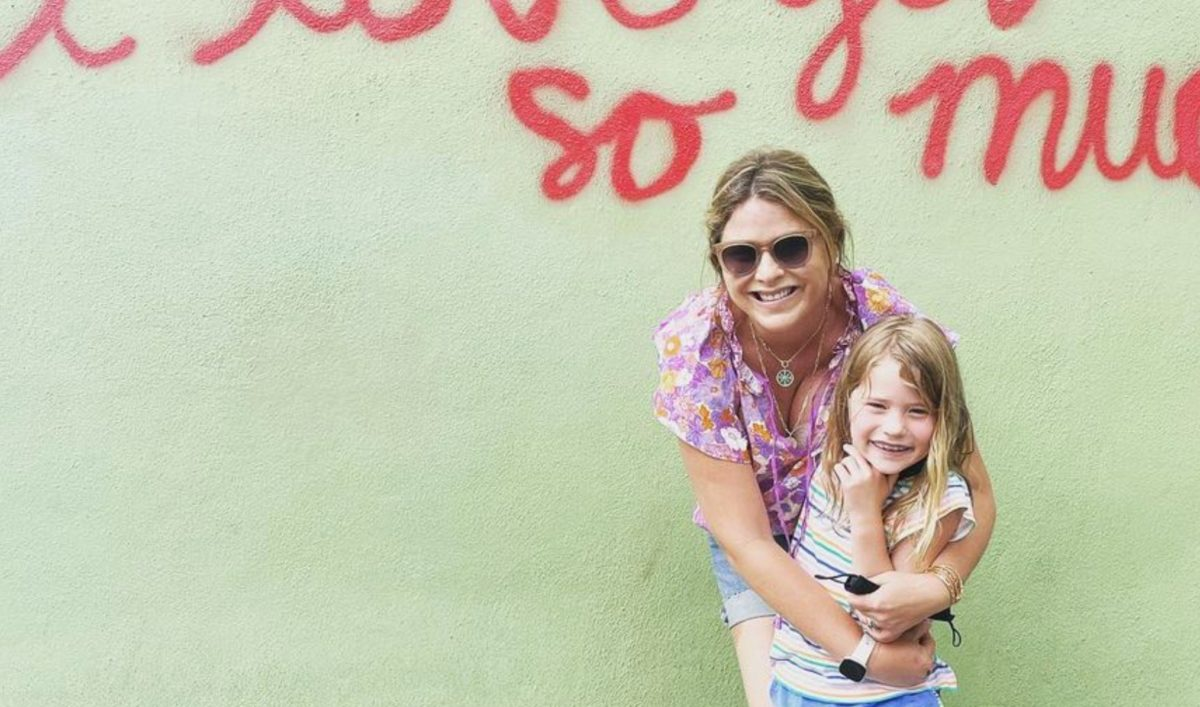 jenna bush hager shares the 'saddest' letter her 8-year-old daughter sent home from summer camp