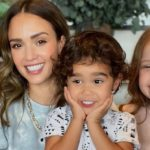 Jessica Alba And Her Daughter, 13, Are Twins In Cute Video Taken While Celebrating the 4th